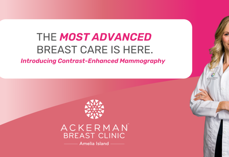 Contrast Enhanced Mammography with Dr. Gaelyn Scuderi and Melissa Ross